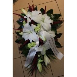 Wiązanka pogrzebowa 14