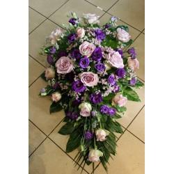 Wiązanka pogrzebowa 12