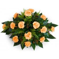 Wiązanka pogrzebowa 1