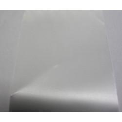 Szarfa biała szerokość 7cm